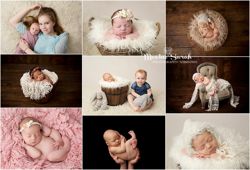 Maxine Sarah Photography coventry solihull newborn photographer