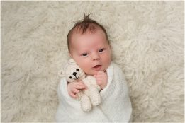Midlands newborn baby photographer