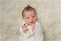 Midlands newborn baby photographer