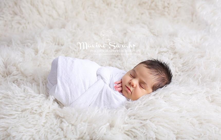 Solihull newborn photographer