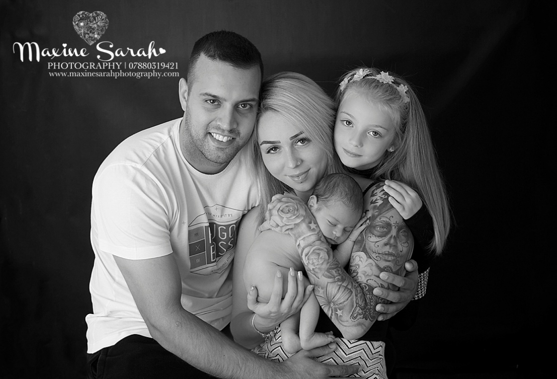 Midlands, coventry newborn photographer
