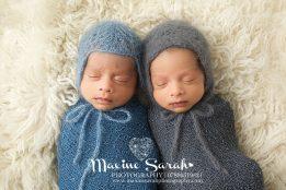 Newborn photographer Midlands twins