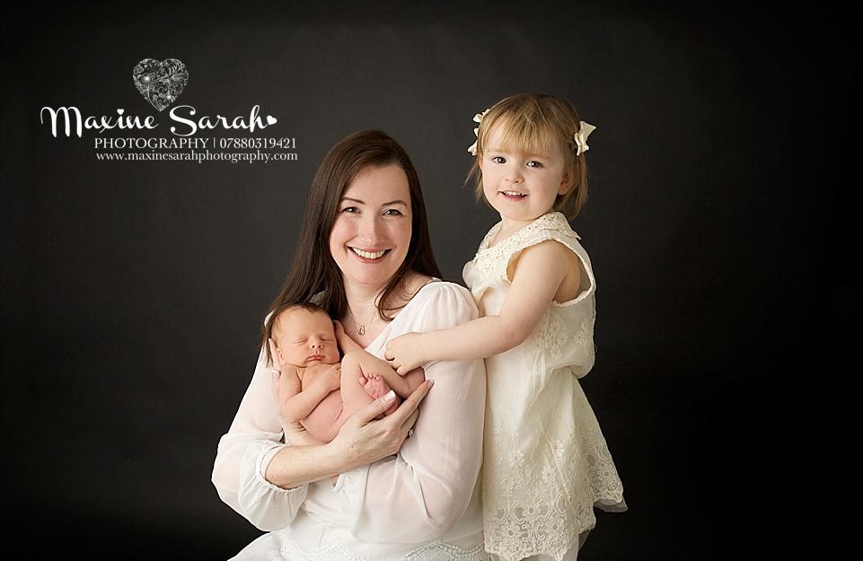 newborn photographer warwick