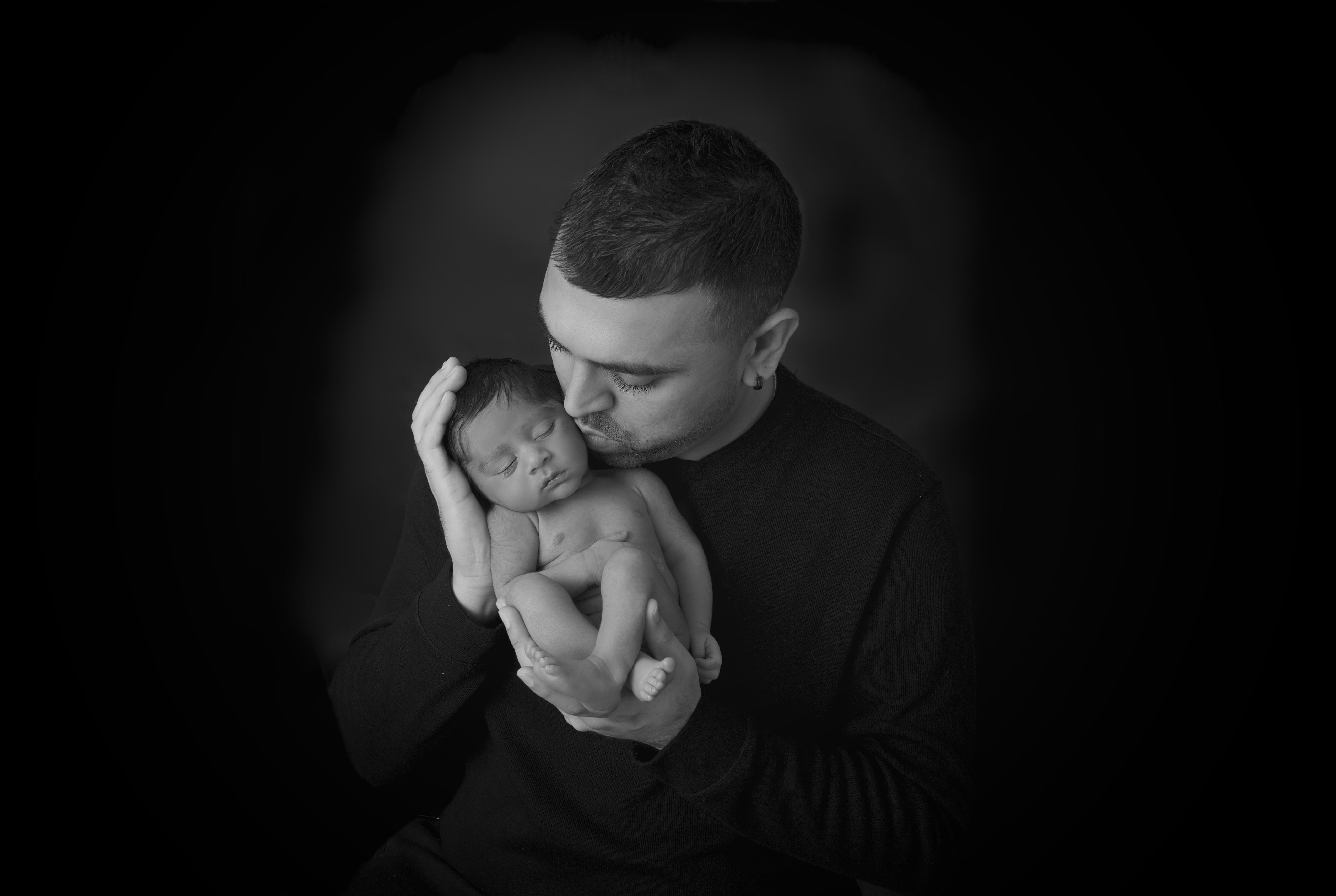 Leamington newborn baby photographer