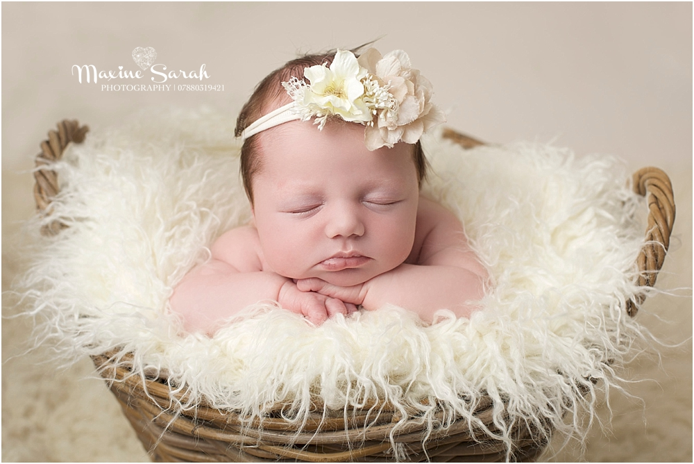 solihull newborn baby photographer