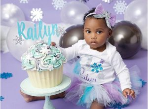 cake smash photography coventry