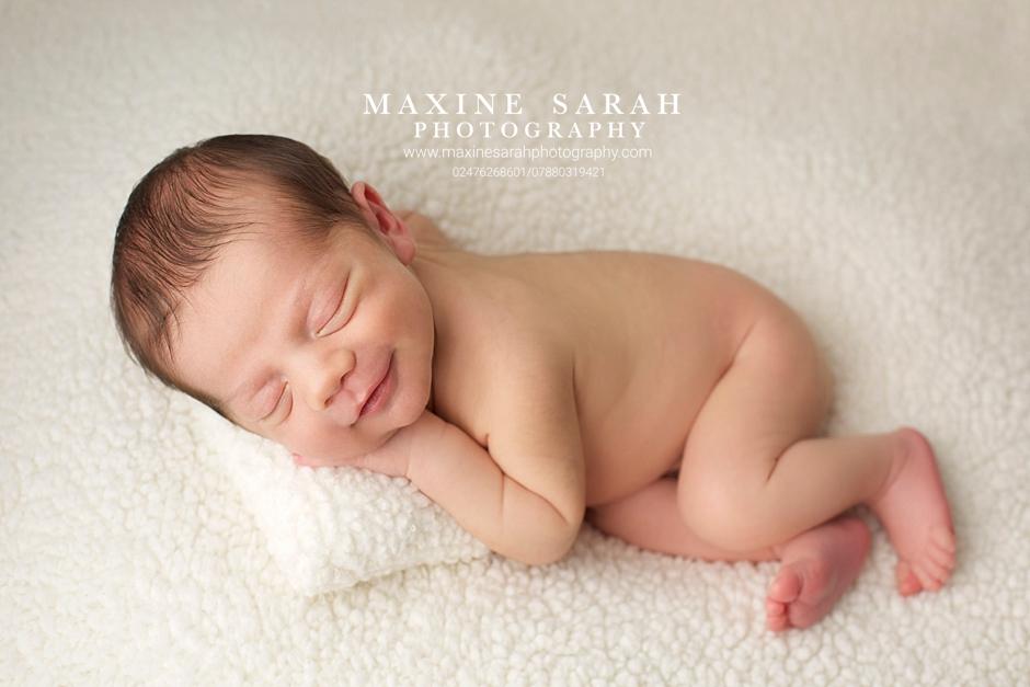newborn baby photographer warwick