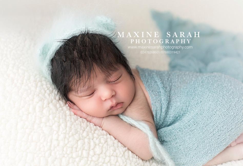nuneaton baby photographer baby newborn