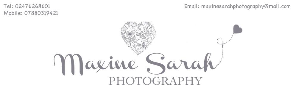 Maxine Sarah Photography logo